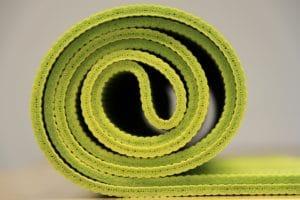 yogamatte test - gymnastikmatte test